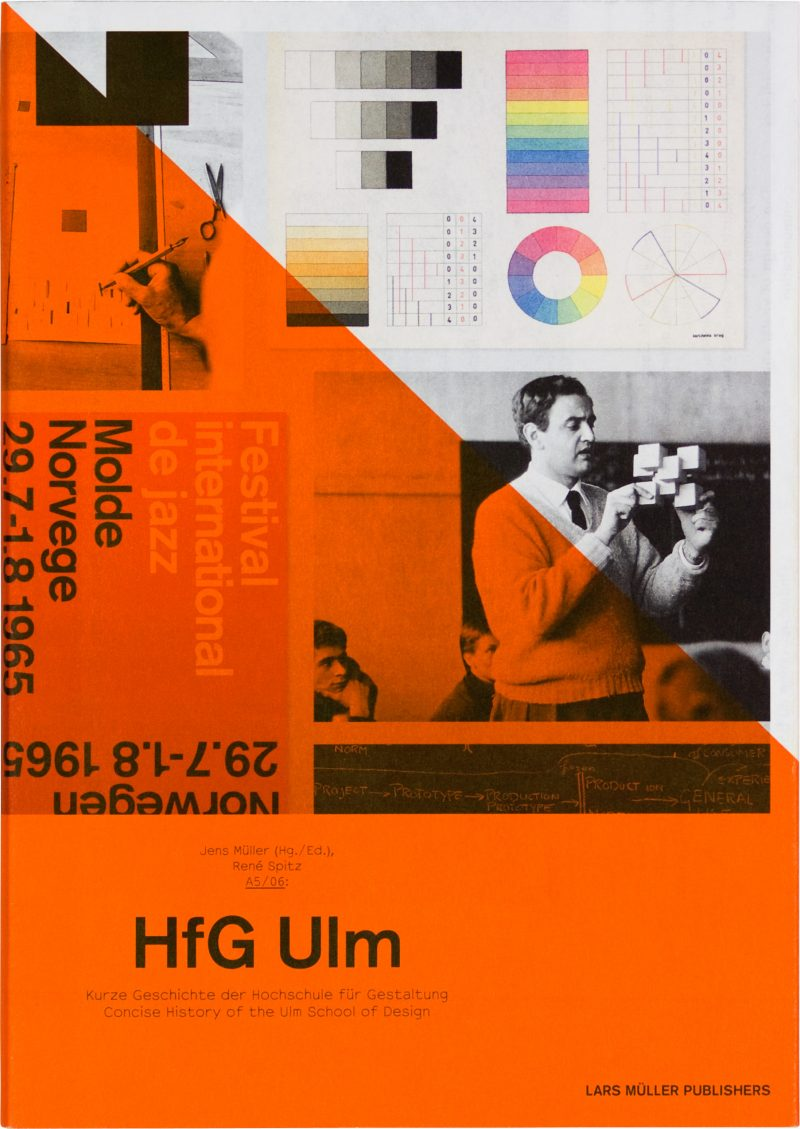 HfG Ulm – Concise History of the Ulm School of Design, Cover