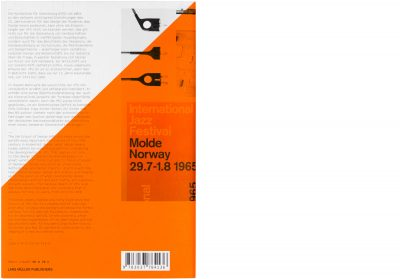 HfG Ulm – Concise History of the Ulm School of Design, Cover back