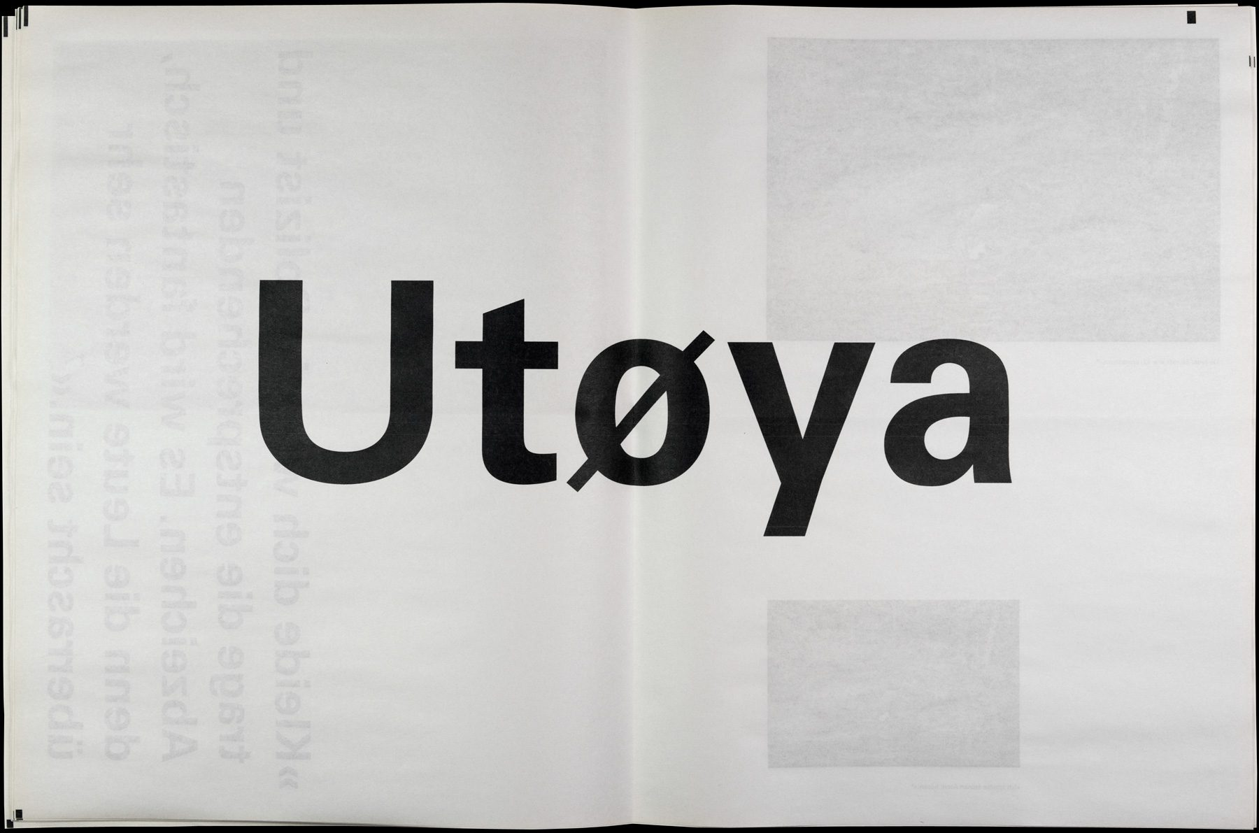 Utøya, 77, research project, University of Applied Sciences Düsseldorf, David Fischbach