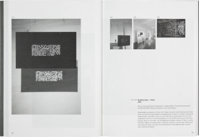 phono/graph – sound letters graphics, David Fischbach